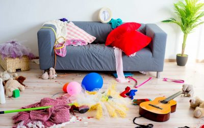 How to Get Rid of Clutter Before Moving